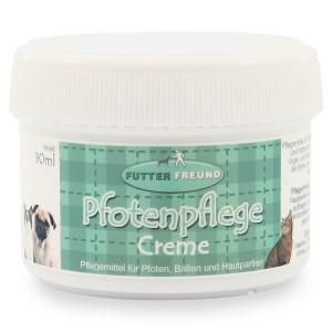 Pfotenpflege Creme von Futterfreund für Hunde und Katzen