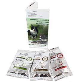 Platinum Hundefutter Probe Paket