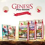 Genesis Pure Canada Hundefutter und Katzenfutter