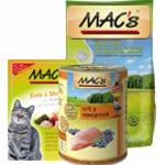 Mac's Katzenfutter